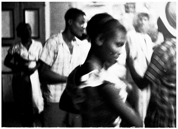 Haitian dancers, photo © David X Young